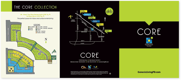 core brochure outside
